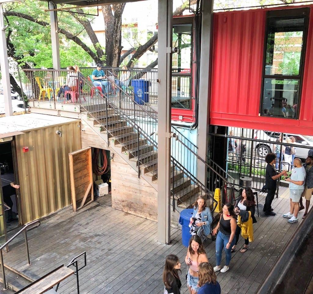 Container Bar, Austin, TX
