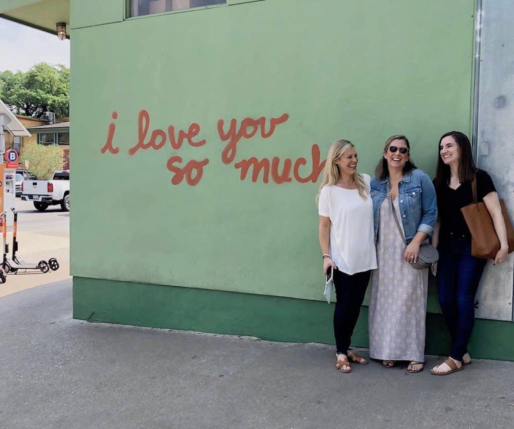 Girls weekend in Austin, TX