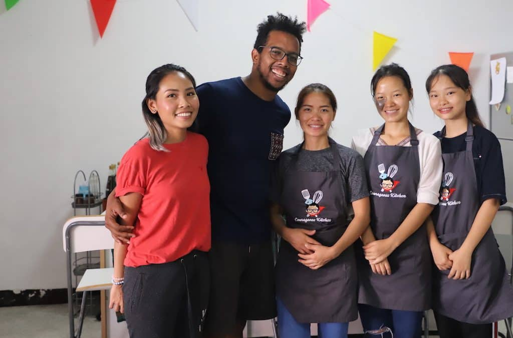 Thai Cooking Class in Bangkok Benefits Local Youth