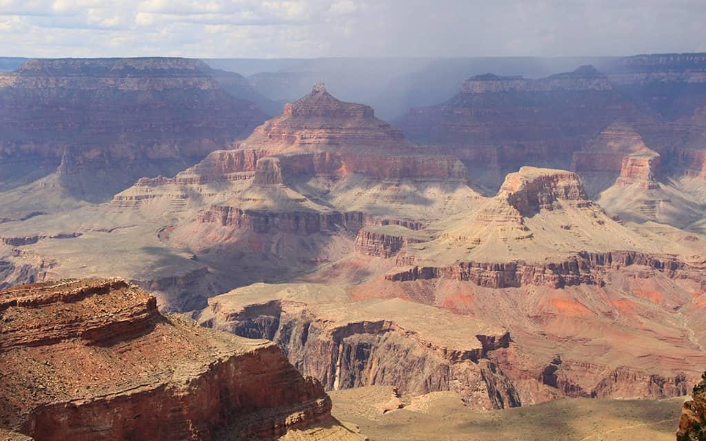 Beautiful Grand Canyon shot