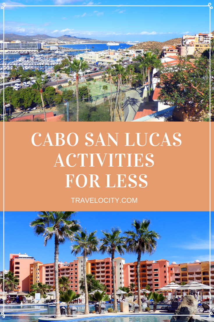 Looking for fun Cabo San Lucas Activities? Mexico is one of the world's most beautiful vacation spots, and we want to show you how to enjoy it for less. #Gnomads #GnomadsTakeOverCabo #Cabo