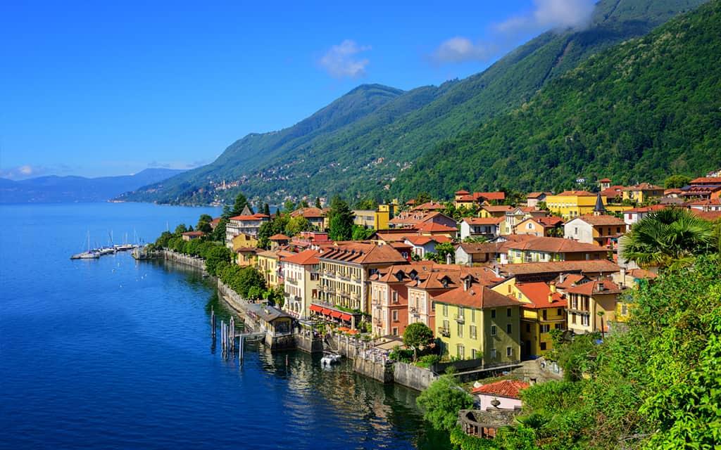 Cannero Riviera - lake maggiore