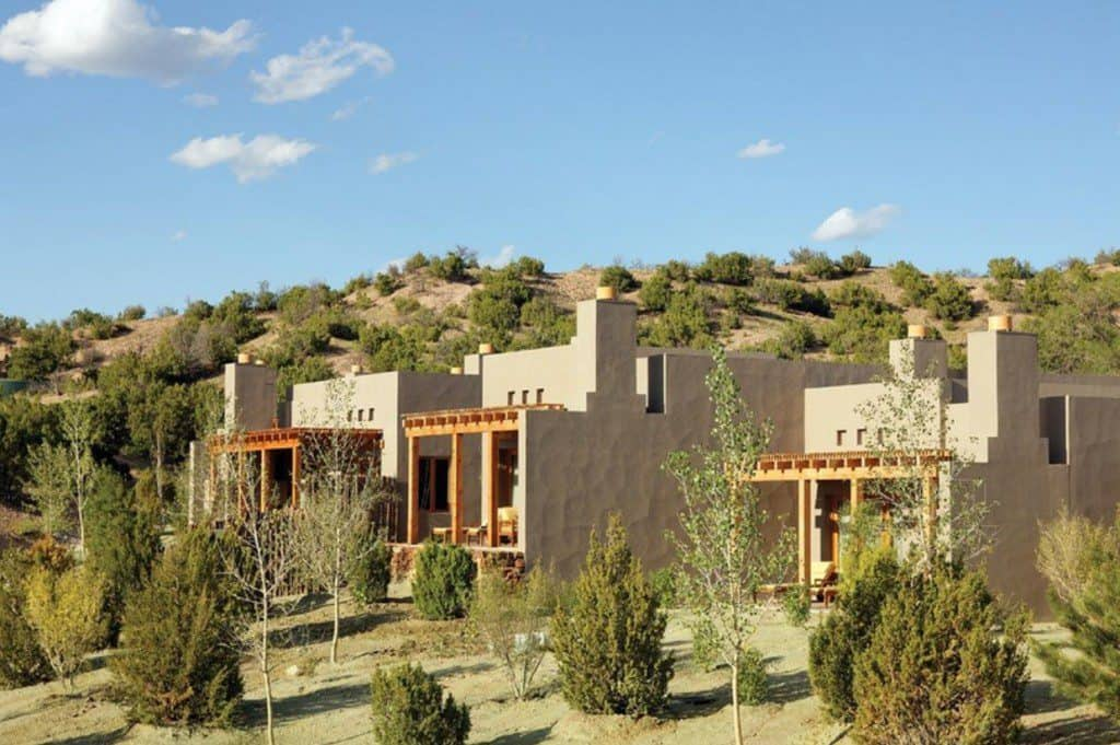Four Seasons, Santa Fe, ranch