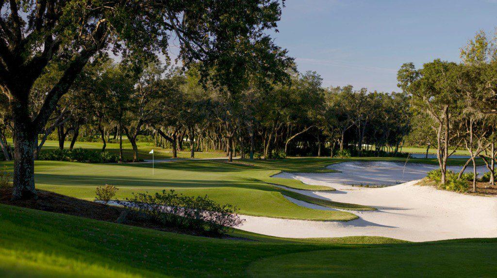 Orlando, Four Seasons, golf