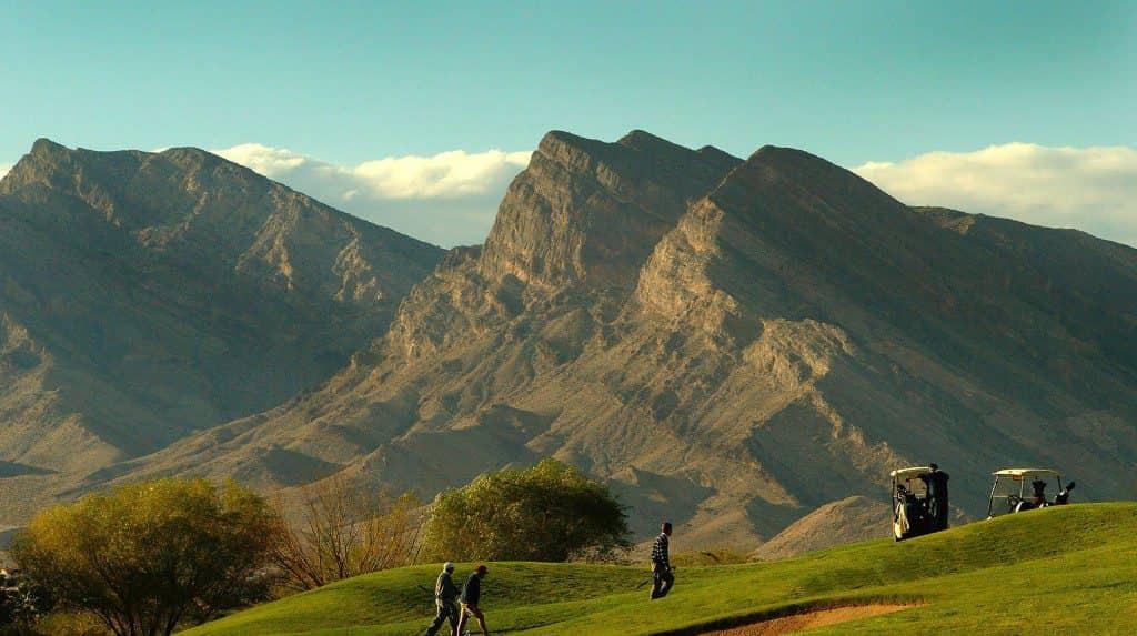 las vegas, golf