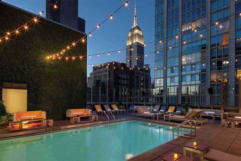 Dip into Summer: 5 NYC Hotels with Swimming Pools