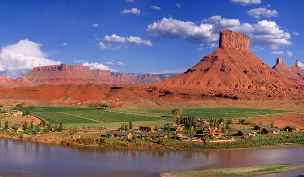 Moab, Utah, ranch