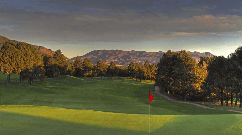 golf, colorado springs