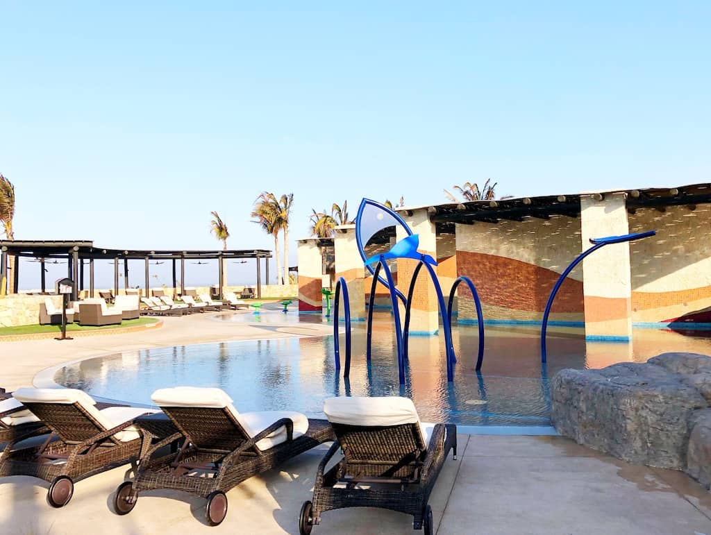 The Grand Solmar at Rancho San Lucas is the perfect luxury getaway for families. | photo credit: Pattie Cordova