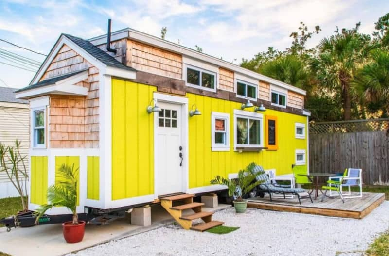 Florida, tiny house, glamping