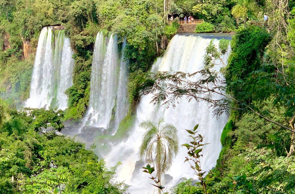 This is Why Argentina's Iguazu Falls Rank Among the World's Most Beautiful