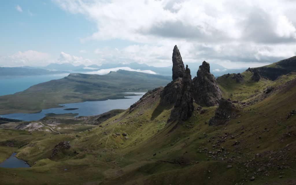 Isle of Skye Old Man of Storr-Kirsten Maxwell Travelocity
