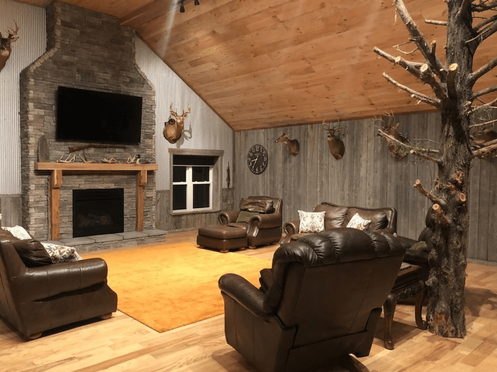 Lofy Lodge on the Bourbon Trail