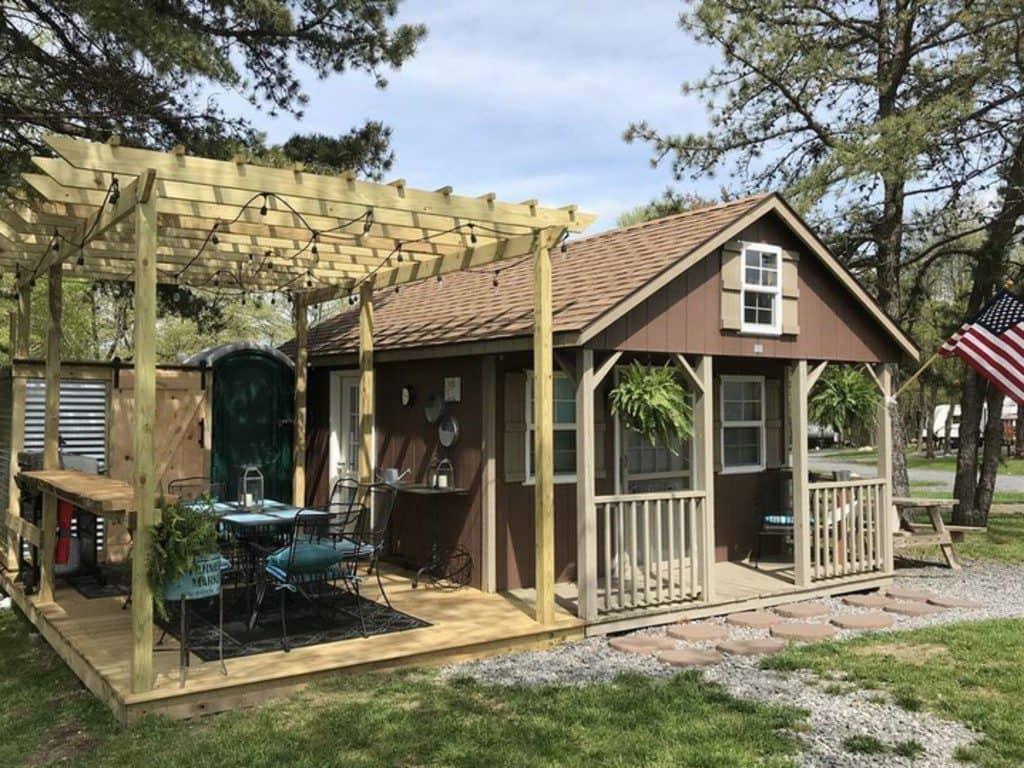 pennsylvania, cabin, glamping