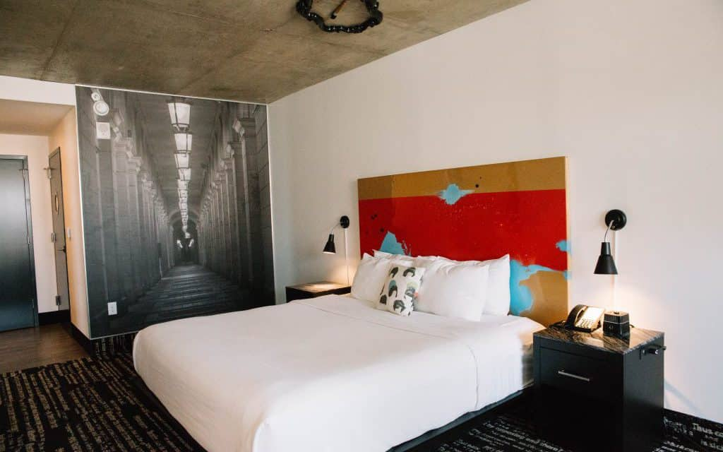 Downtown Dallas - Lorenzo Hotel