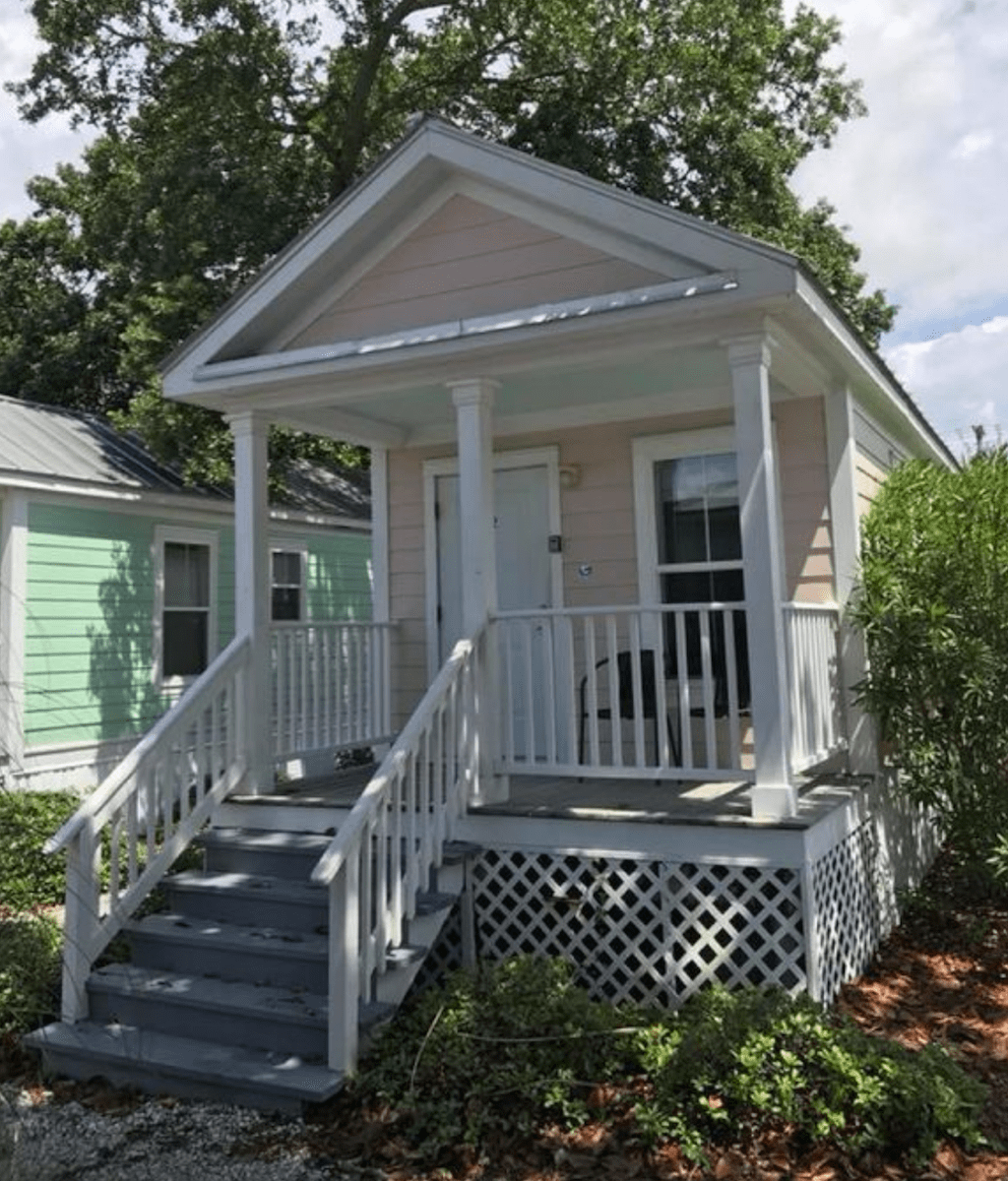 Tiny House by the Beach in Gulfport