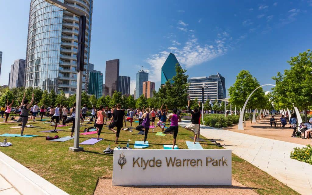Downtown Dallas attractions