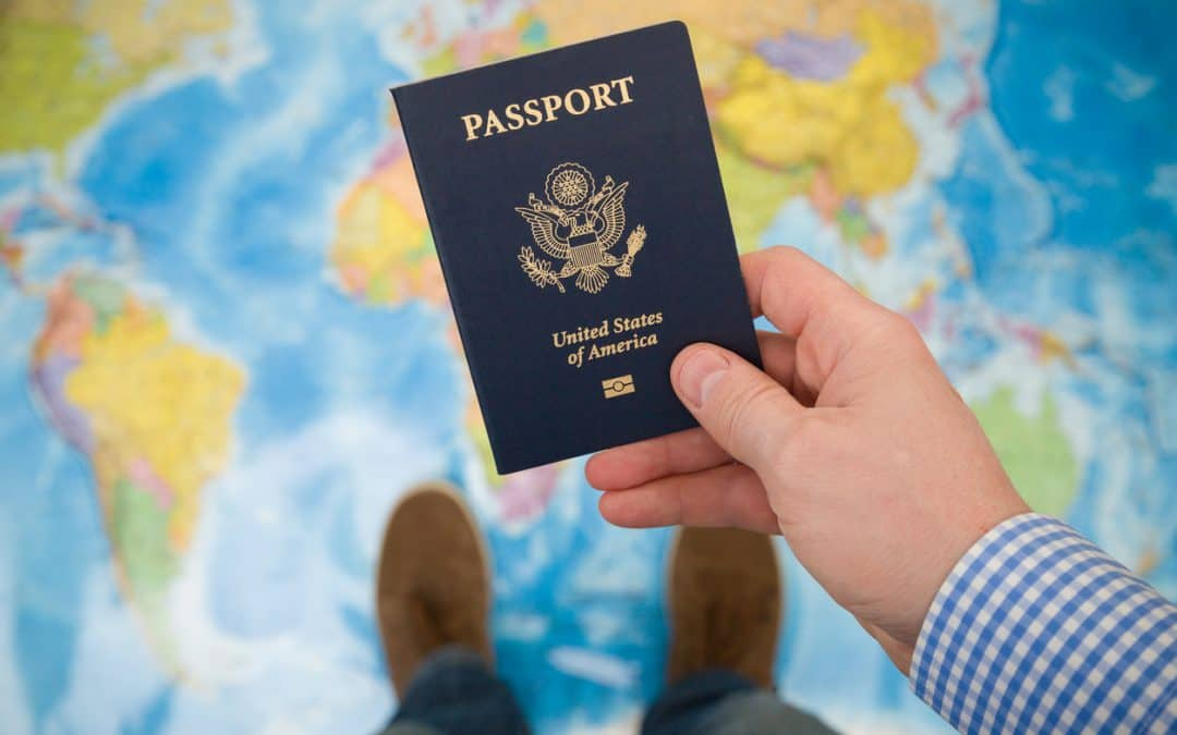 Don't panic! How to renew your passport in 24 hours