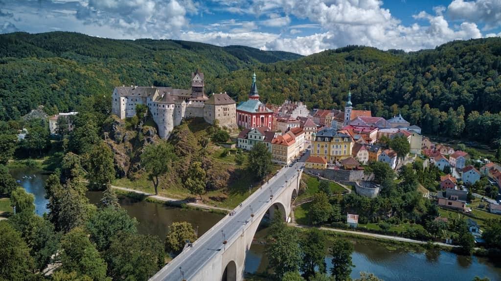 Loket in the Czech replubic - Photo by Mike Shubic of MikesRoadTrip.com