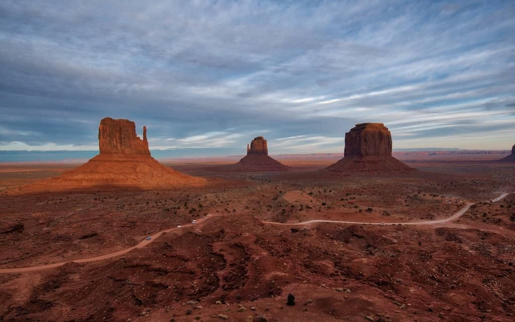 Monument Valley is a place that will inspire photography