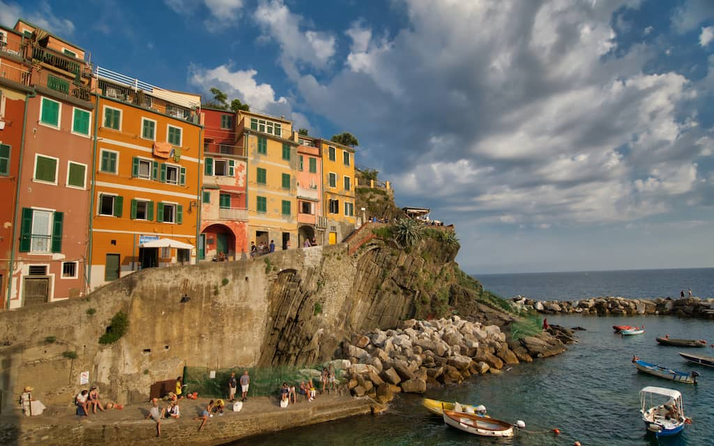 Cinque Terre insiries Photography. Photo by: Mike Shubic of MikesRoadTrip.com