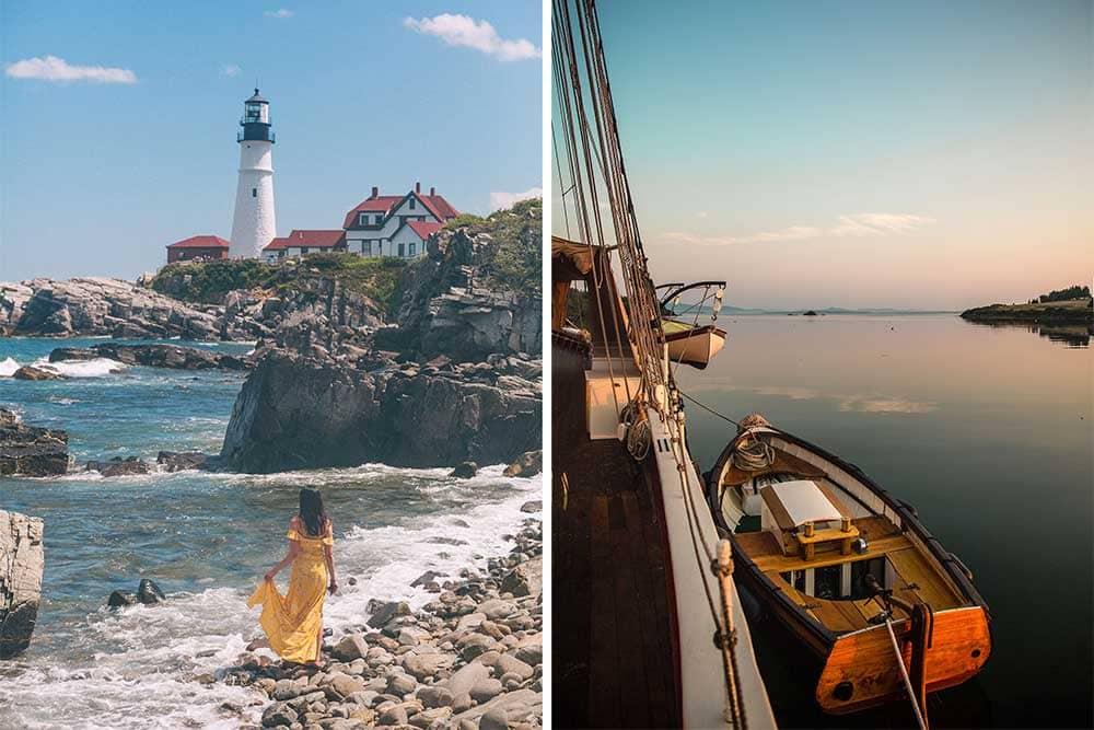 5 romantic getaways in New England