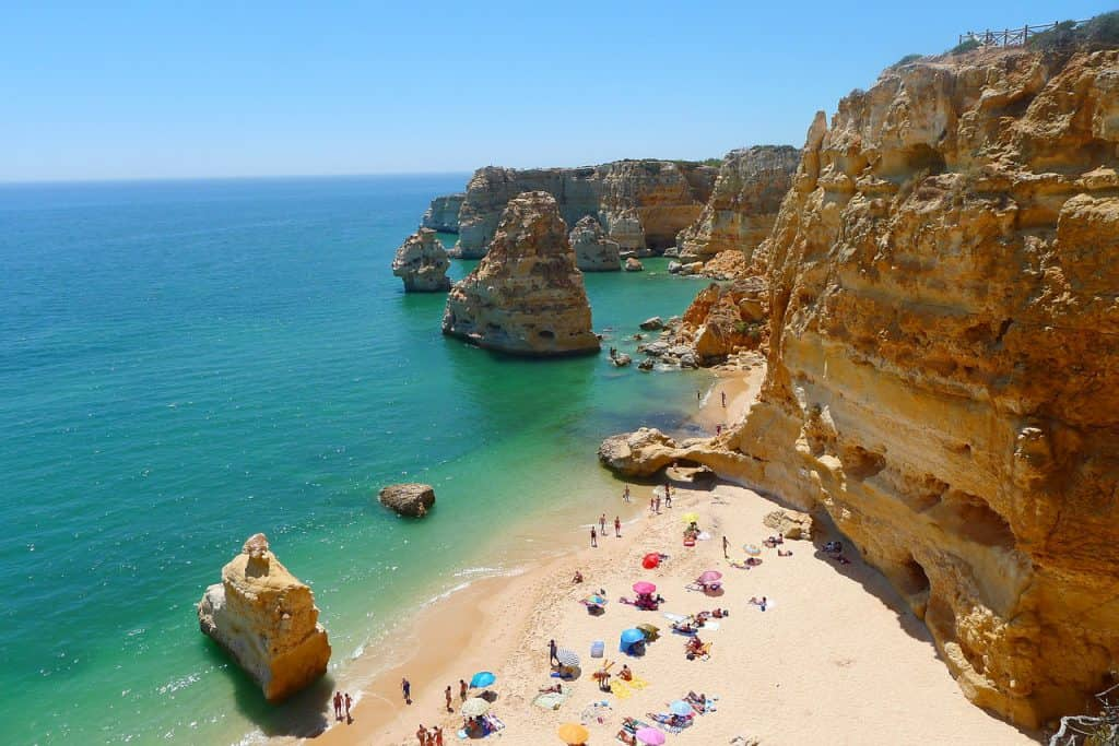 Seaview photo of The Algarve, Portugal
