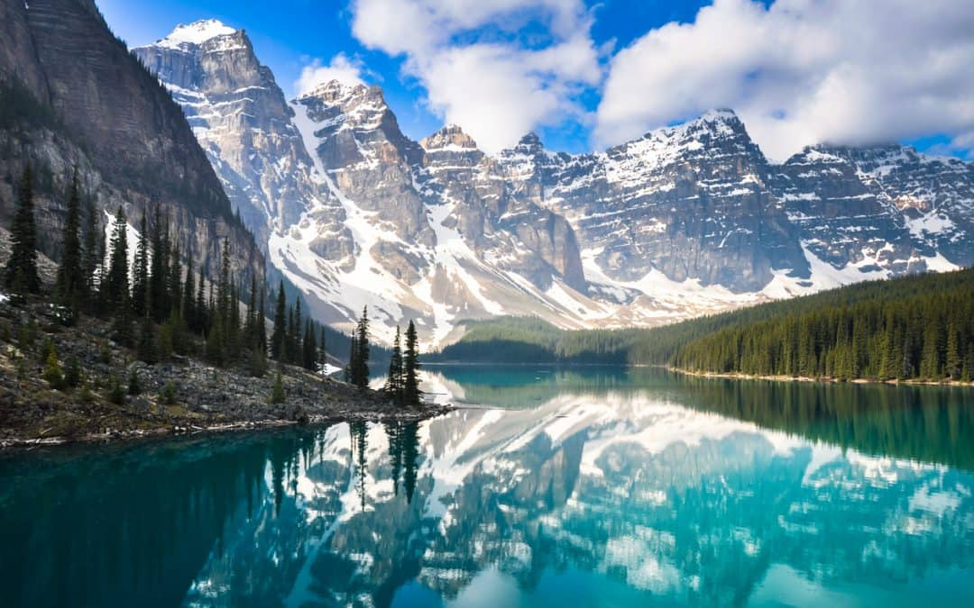 4 reasons why Banff should be on your bucket list