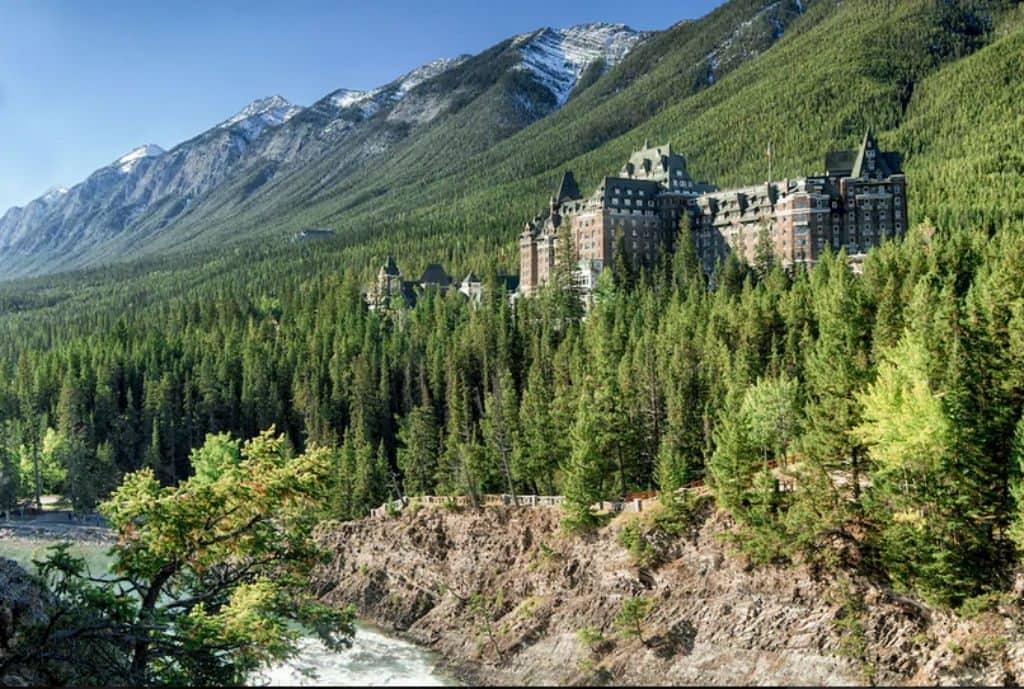 Fairmont Banff, Canada