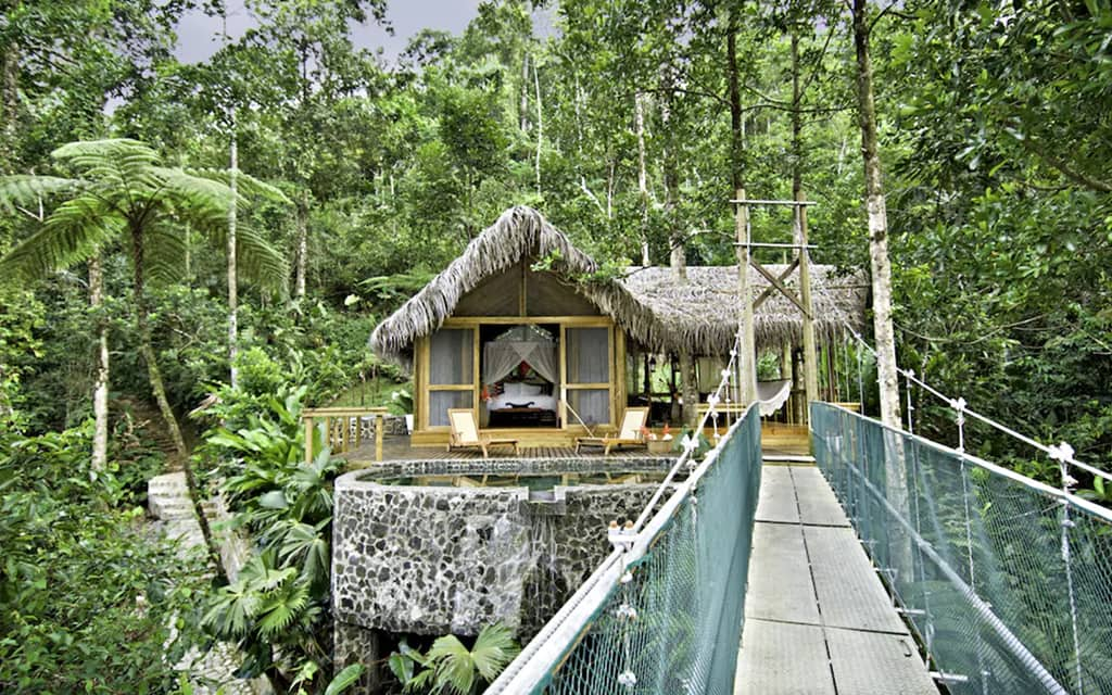 5 great Central American eco-lodges
