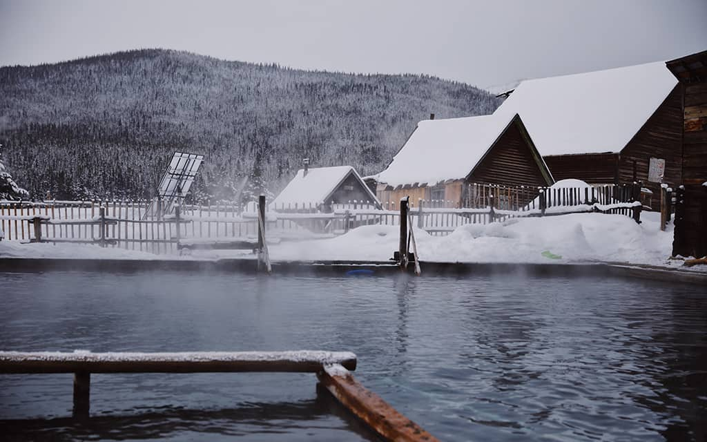 Burgdorf Hot Springs - McCall, Idaho