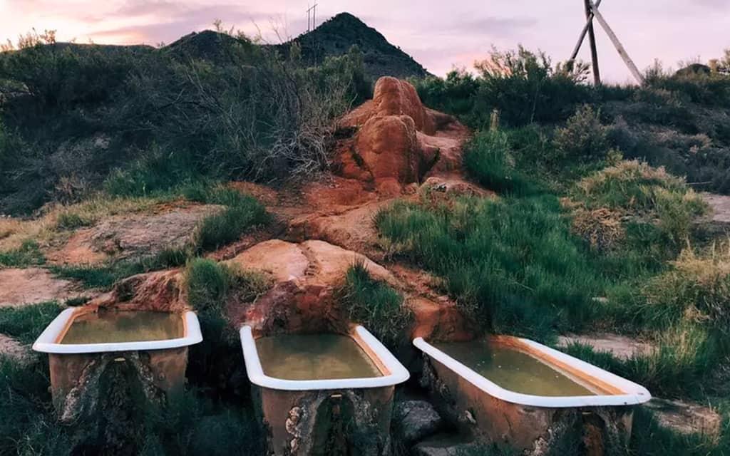 Mystic Hot Springs - Utah