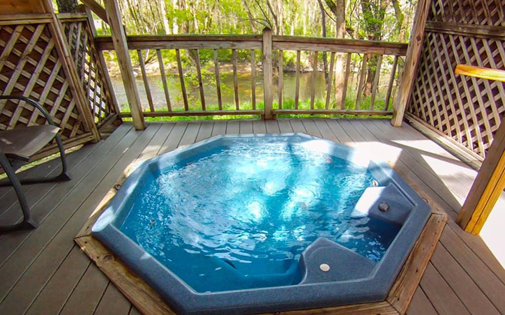 North Carolina Hot Springs