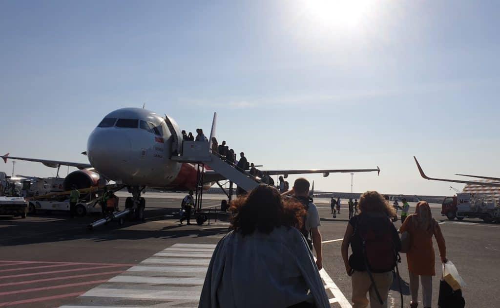 Enjoy Flying Economy - Plane