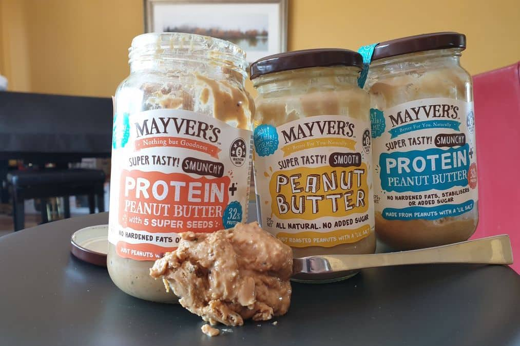 Things You Cant Take On A Plane - Peanut Butter