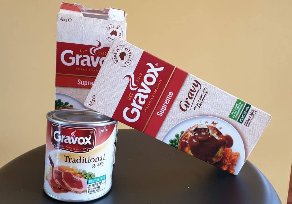 Things You Cant Take On A Plane - Gravy