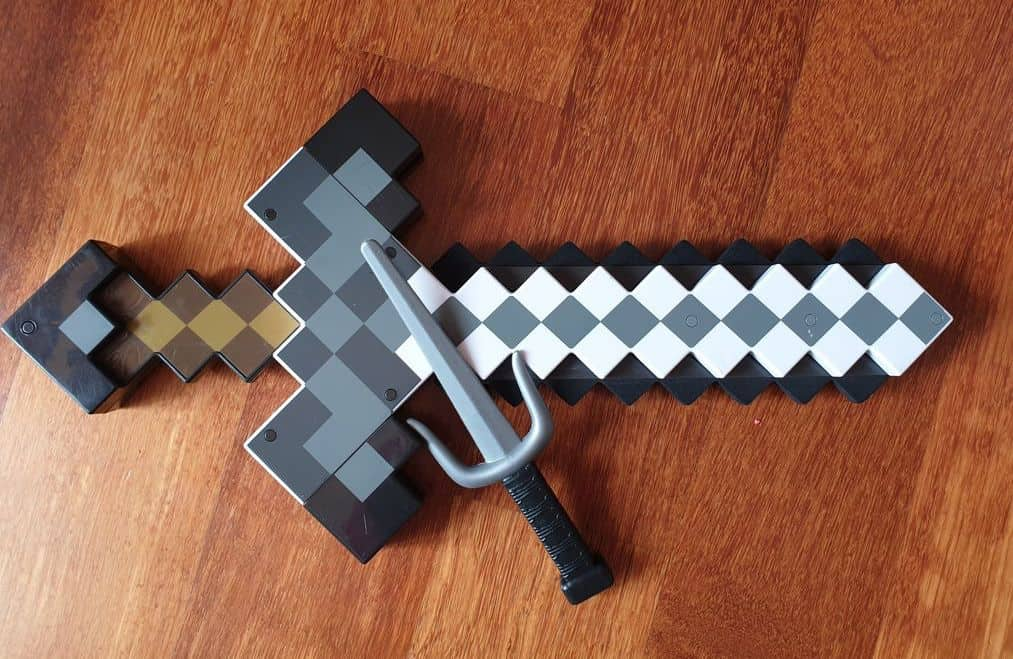 Things You Cant Take On A Plane - toy sword