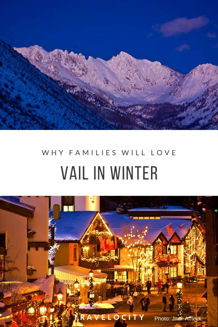 If you're heading to Vail in winter with kids, you'll want to check out our favorite things to do, where to eat, and where to stay. - Travelocity