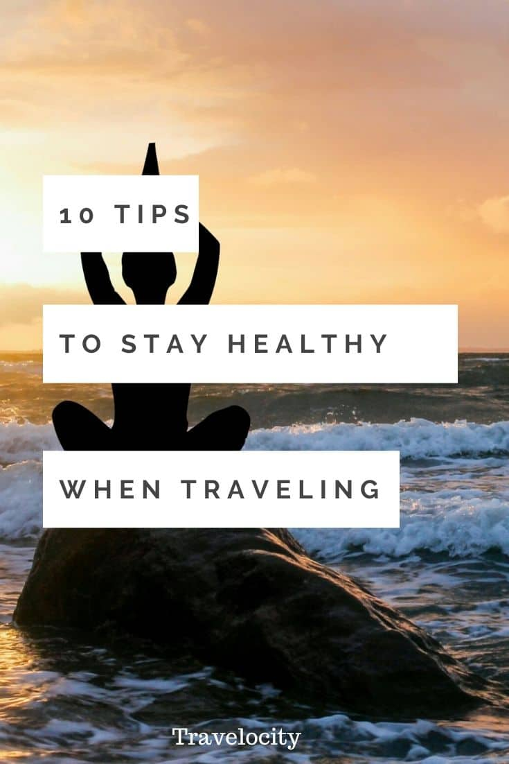 Traveling exposes us to all types of germs we don't encounter in our daily lives. To prevent illness on vacation, follow these tips on how to stay healthy. - Kirsten Maxwell Travelocity