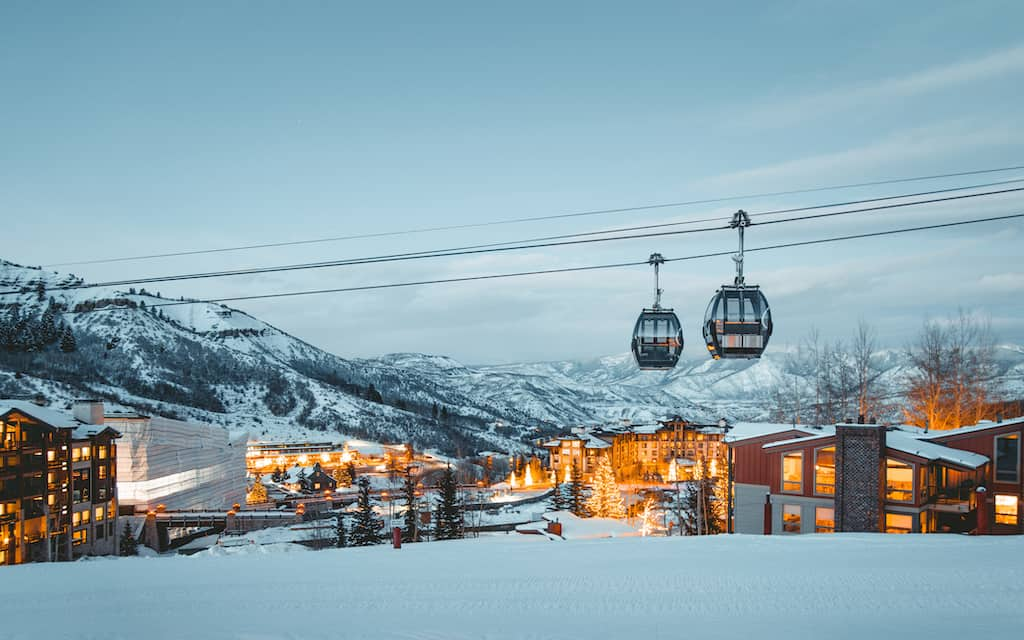Colorado Ski Towns