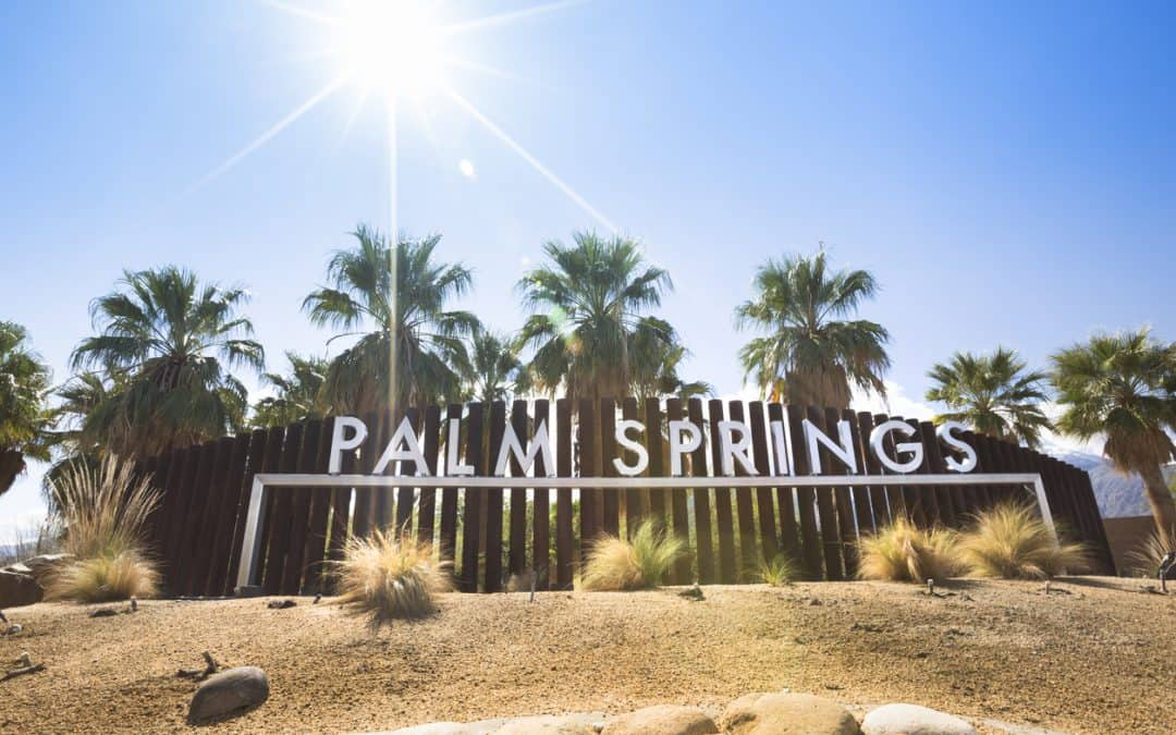 How to plan the perfect Palm Springs weekend