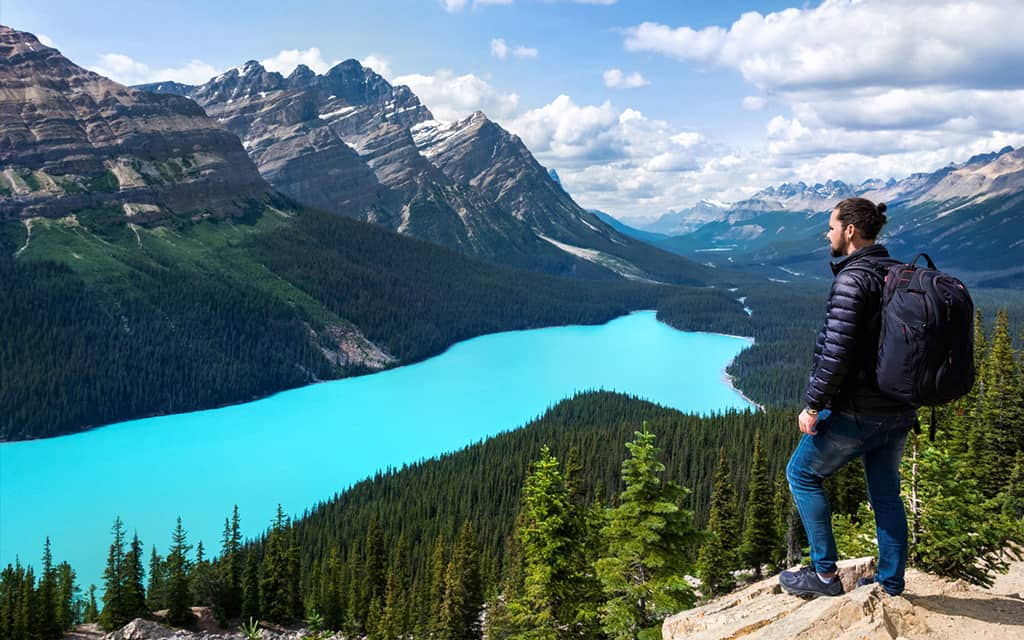 How to relax in the Canadian Rockies