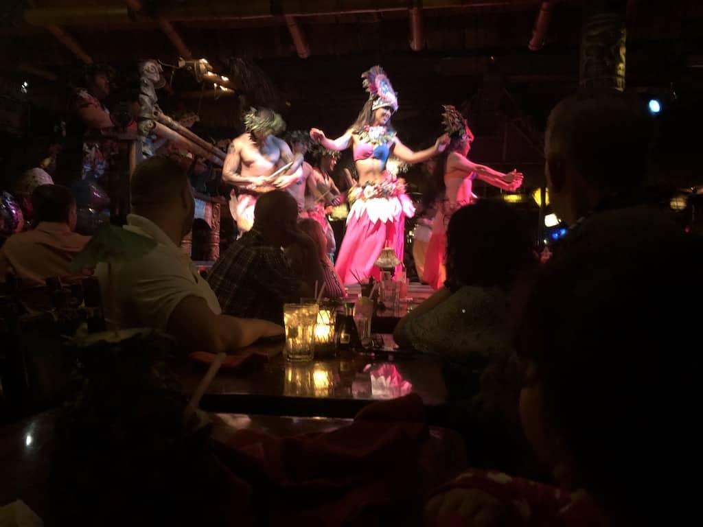 Mai Kai Polynesian show
