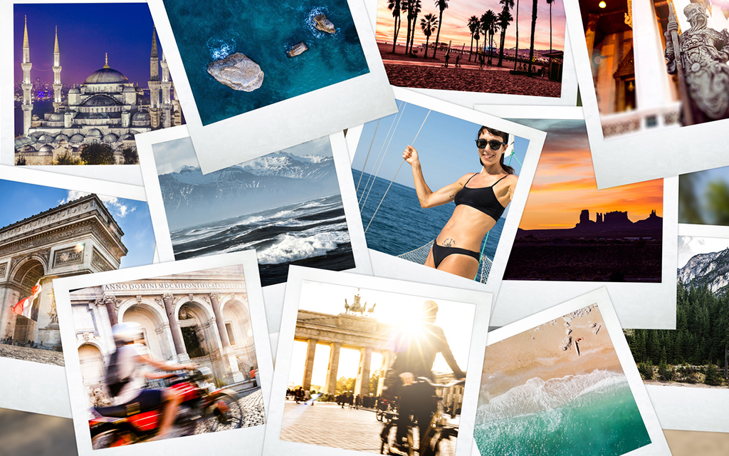 How to turn phone pics into tangible vacation memories