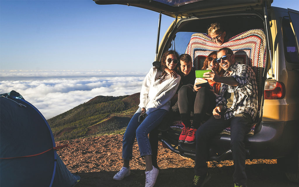 10 bucket-list road trips to take with your family