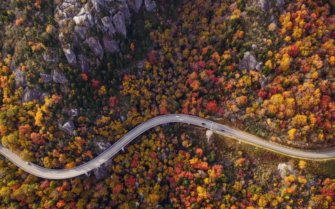 Best hikes along America's most iconic drives