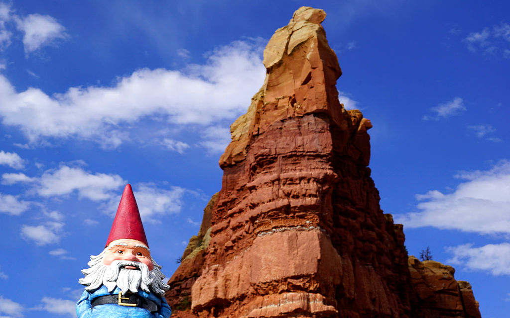 Top 10 bits of road-trip travel advice, according to the Roaming Gnome