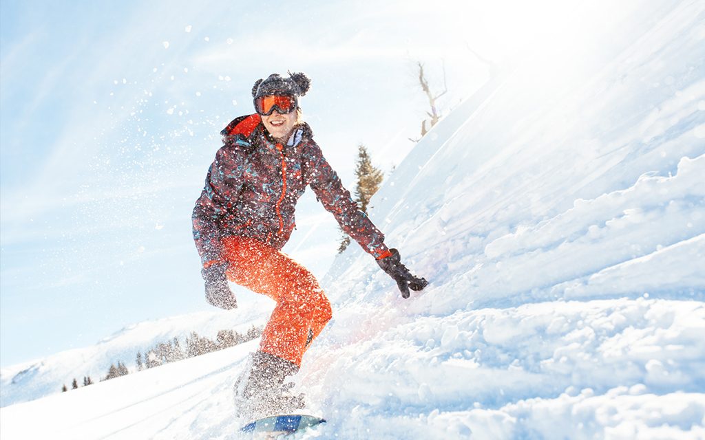 The perfect mountain resorts for every type of skier and snowboarder