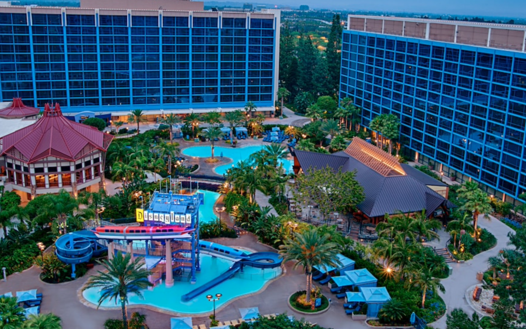 Top 6 kid-friendly hotels in Anaheim, California