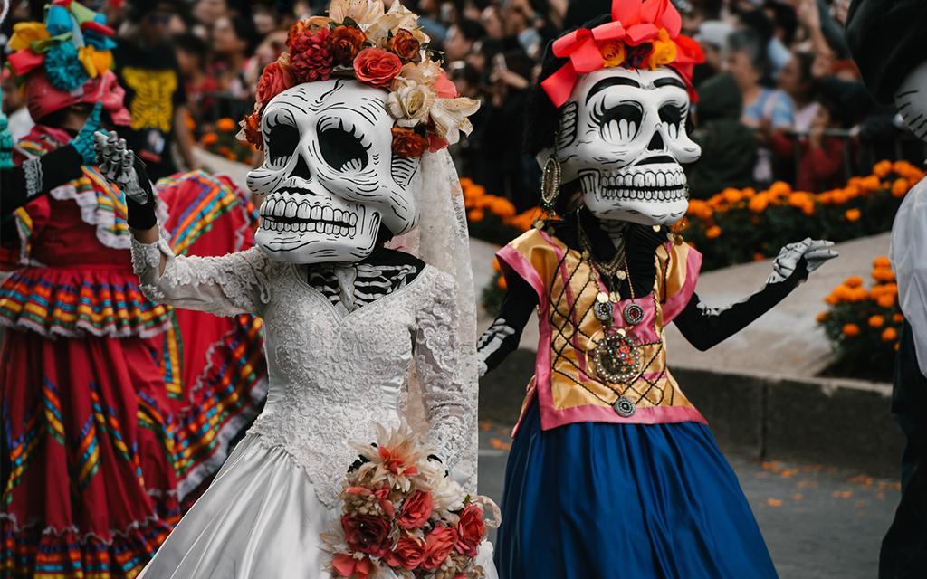 5 great places to celebrate Día de los Muertos in the U.S.